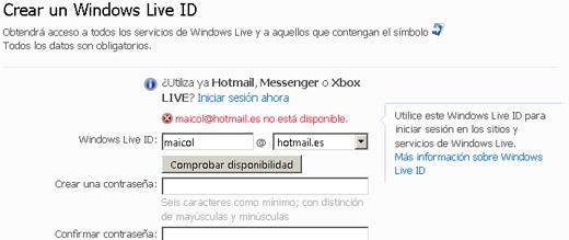Hotmail es