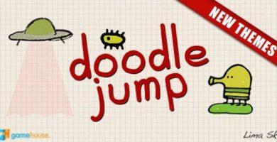 Doodle Jump; ¡No dejes de Saltar!