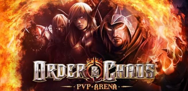 Order and Chaos Online para el android