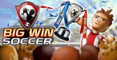 Big Win Soccer, juego de futbol con cartas
