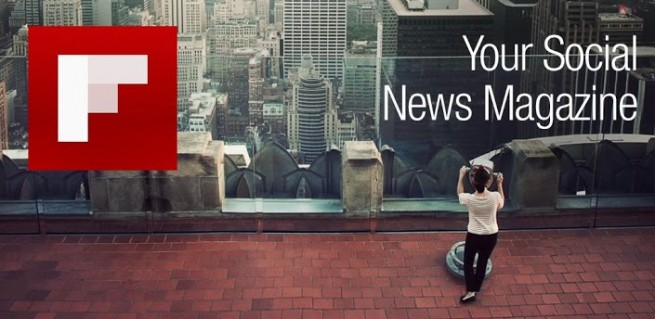 Flipboard: Tu revista social de noticias ya llego a android