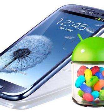 Android 4.1.1 (Jelly Bean) oficial en video para el Samsung Galaxy SIII y os explicamos como actualizarlo paso a paso