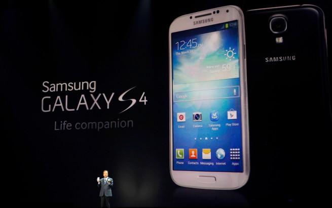 Galaxy S4 el nuevo Padre de la familia Galaxy