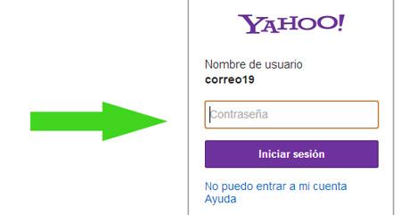 Cómo iniciar sesión Yahoo
