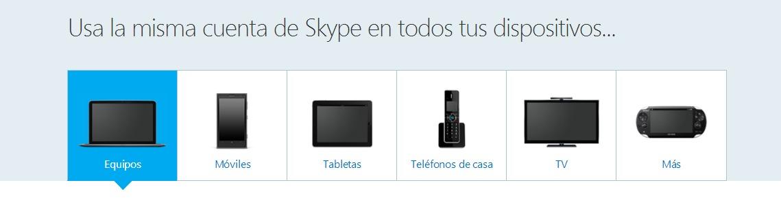 Descarga Skype en tu equipo  Mac  Windows  Linux. Skype