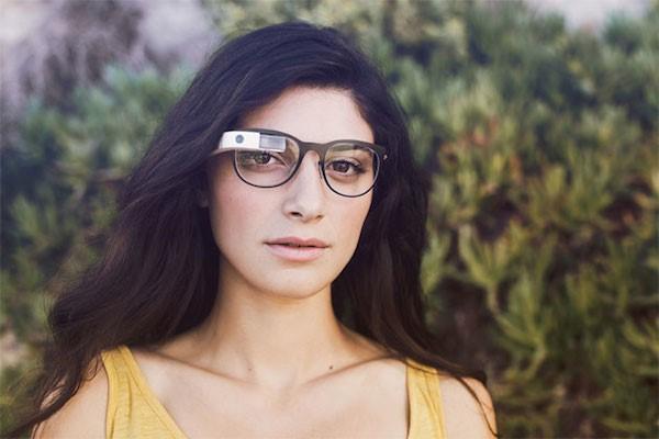 Google Glass en gafas de marca
