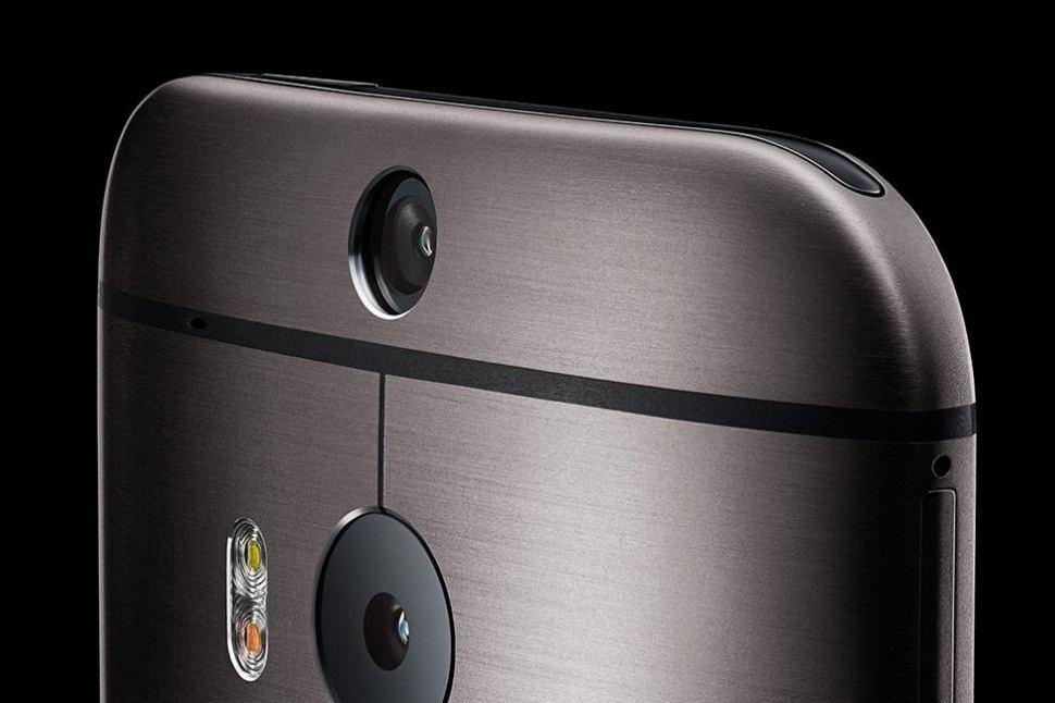 HTC One M8 camara