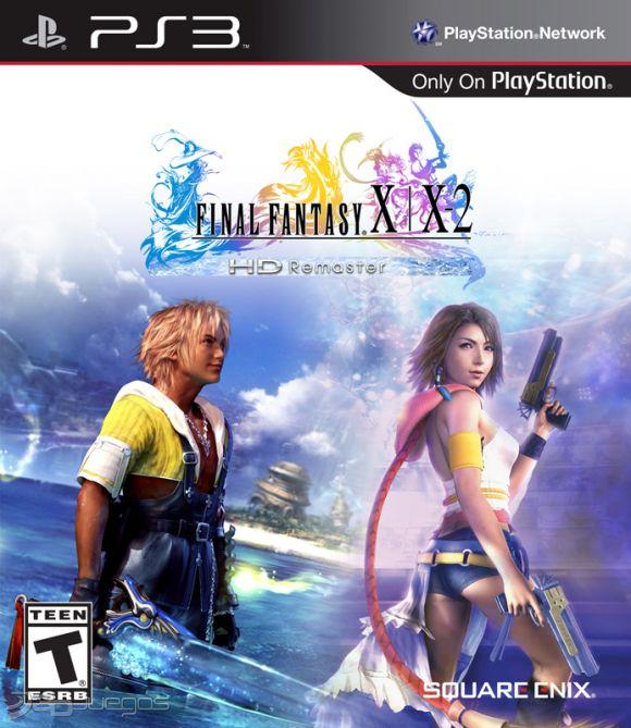 Lanzamiento Final Fantasy X HD Remaster