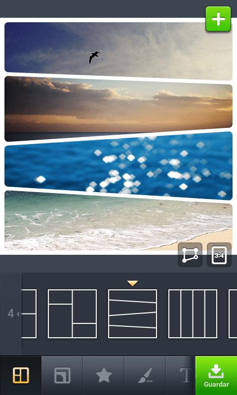 Line Camera para Android