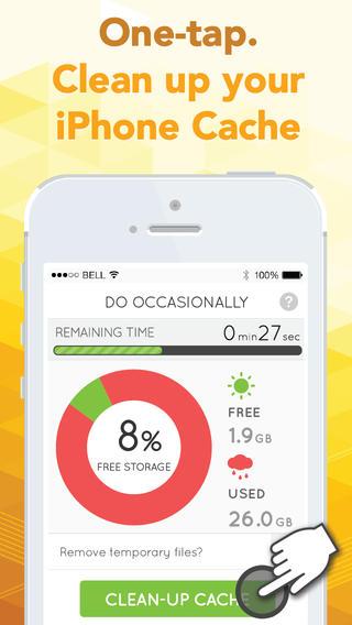 Aplicación-Cleaner-para-iPhone