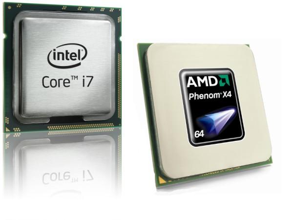 Cuáles son las diferencias entre los procesadores AMD e Intel