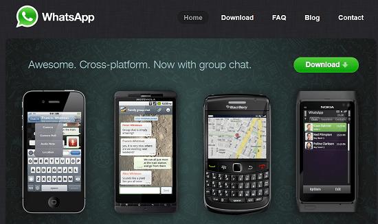 Descargar WhatsApp gratis para tu móvil