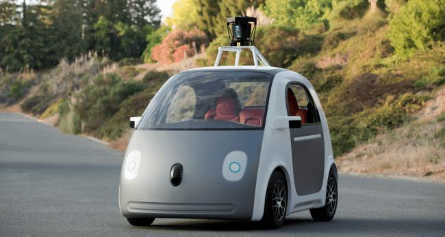 Google y su coche