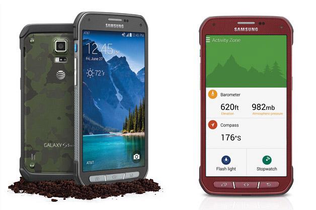 El nuevo Samsung Galaxy S5 Active se hace oficial
