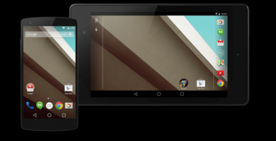 Android L - Varios dispositivos confirmados