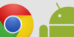 Android L y Google Chrome