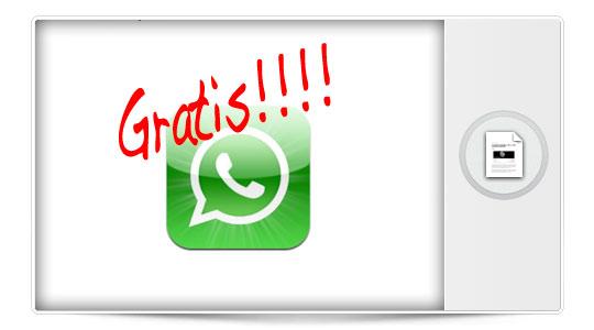 Descargar WhatsApp gratis aquí