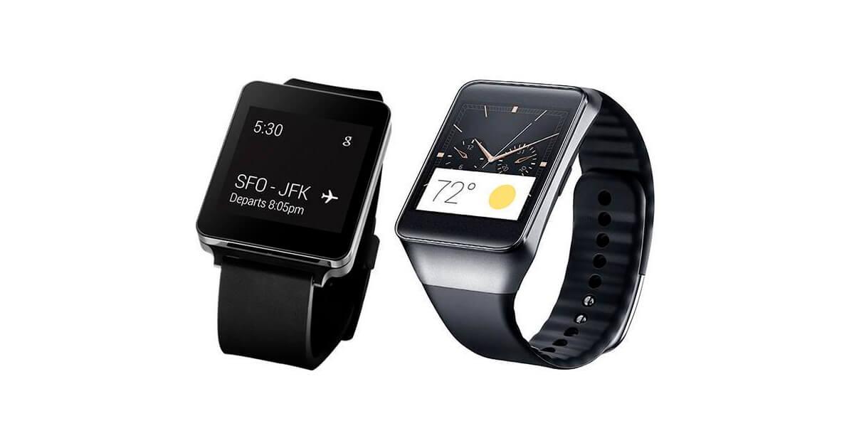 LG y Samsung, nos presentan 2 relojes inteligentes con soporte Android