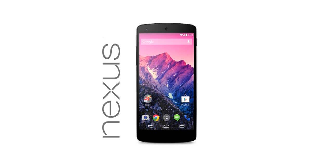 Nexus - Seguirá su recorrido según Google