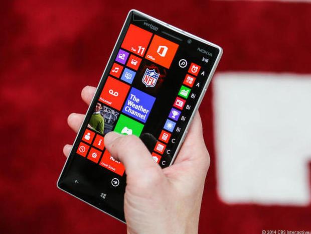 Próximo Nokia Lumia premium a la vista, tendrá 3D Touch
