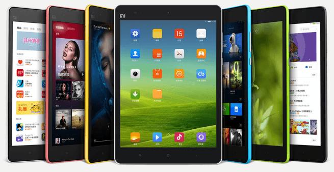 El éxito de Xiaomi con el MiPad