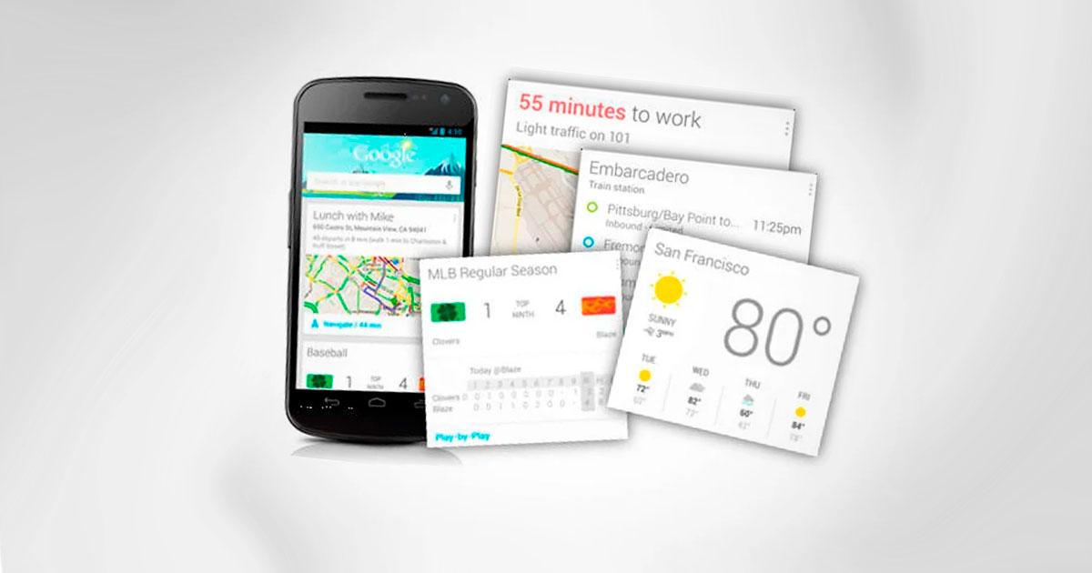 A fondo Google Now: Características y funciones