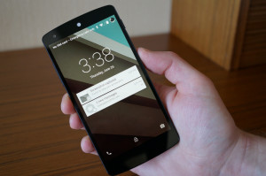 Android L en 64 bits