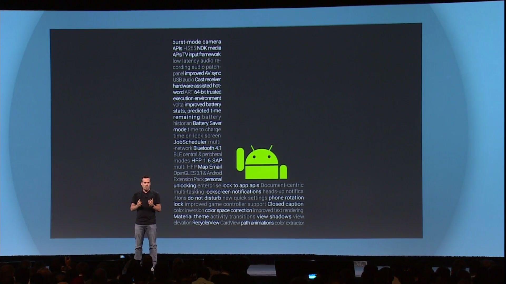 Google brinda al público una preview al código de Android L