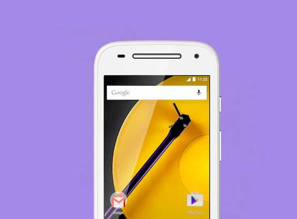 Motorola Moto E – Puede que no cuente con Android L