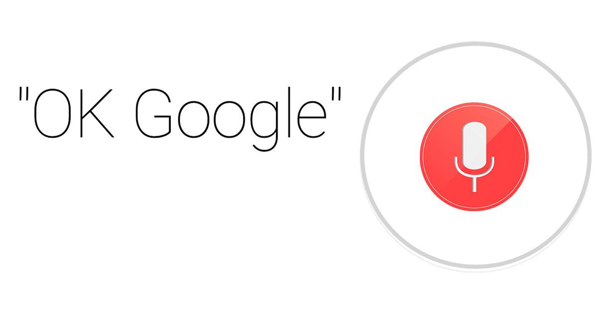 OK Google, ya disponible en Español y otros idiomas