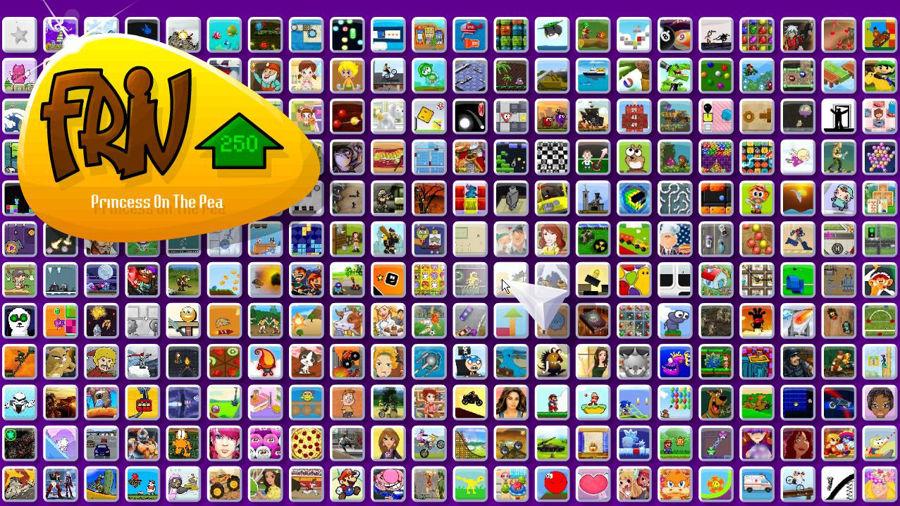 JuegosFriv, descarga los mejores juegos flash