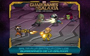 Descargar Guardianes de la Galaxia Arma Universal para Android