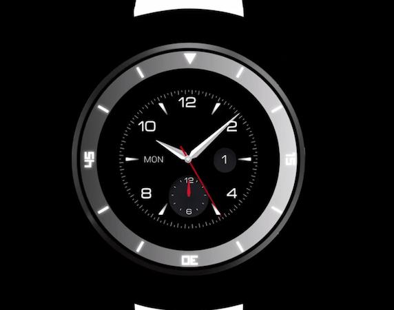 El smartwatch circular de LG a presentarse en el IFA
