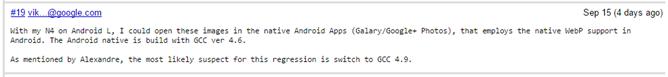 Android L en Nexus 4