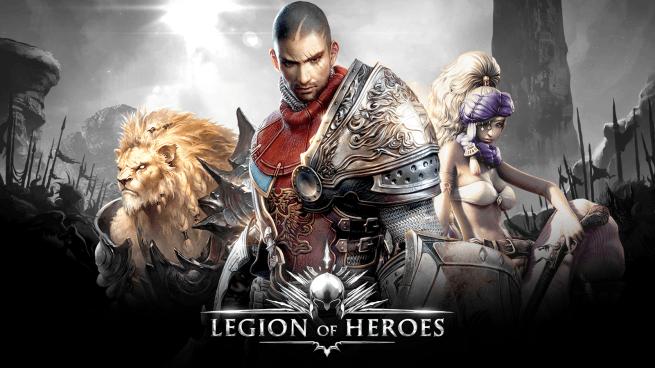 Ya está disponible Legion of Heroes para Android