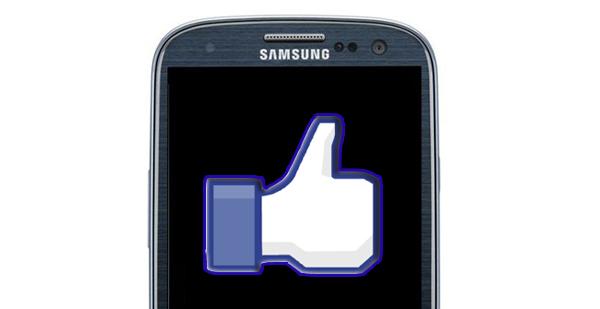 Facebook y Samsung, desmienten el rumor sobre un nuevo smartphone