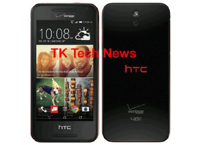 HTC Desire 612 Nuevas filtraciones del dispositivo