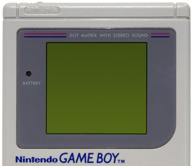 GameBoy de Nintendo