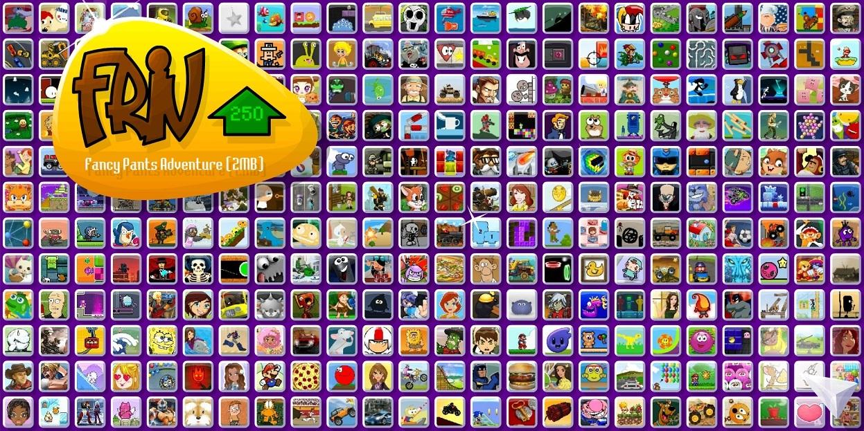 Juegos friv del portal Friv.com