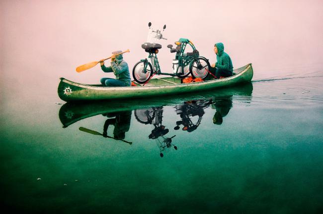 Johanson3 es el triciclo eléctrico