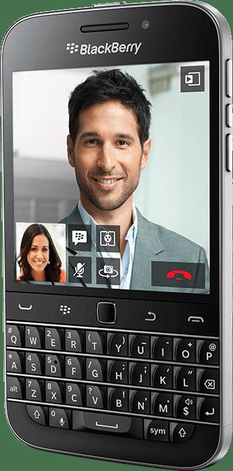 La nueva BlackBerry Classic