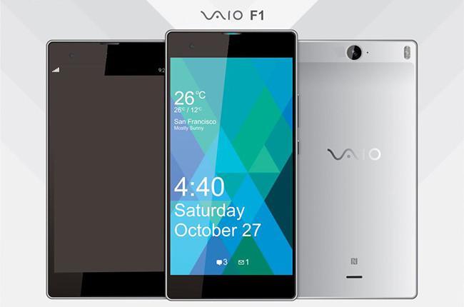 Los smartphones de VAIO