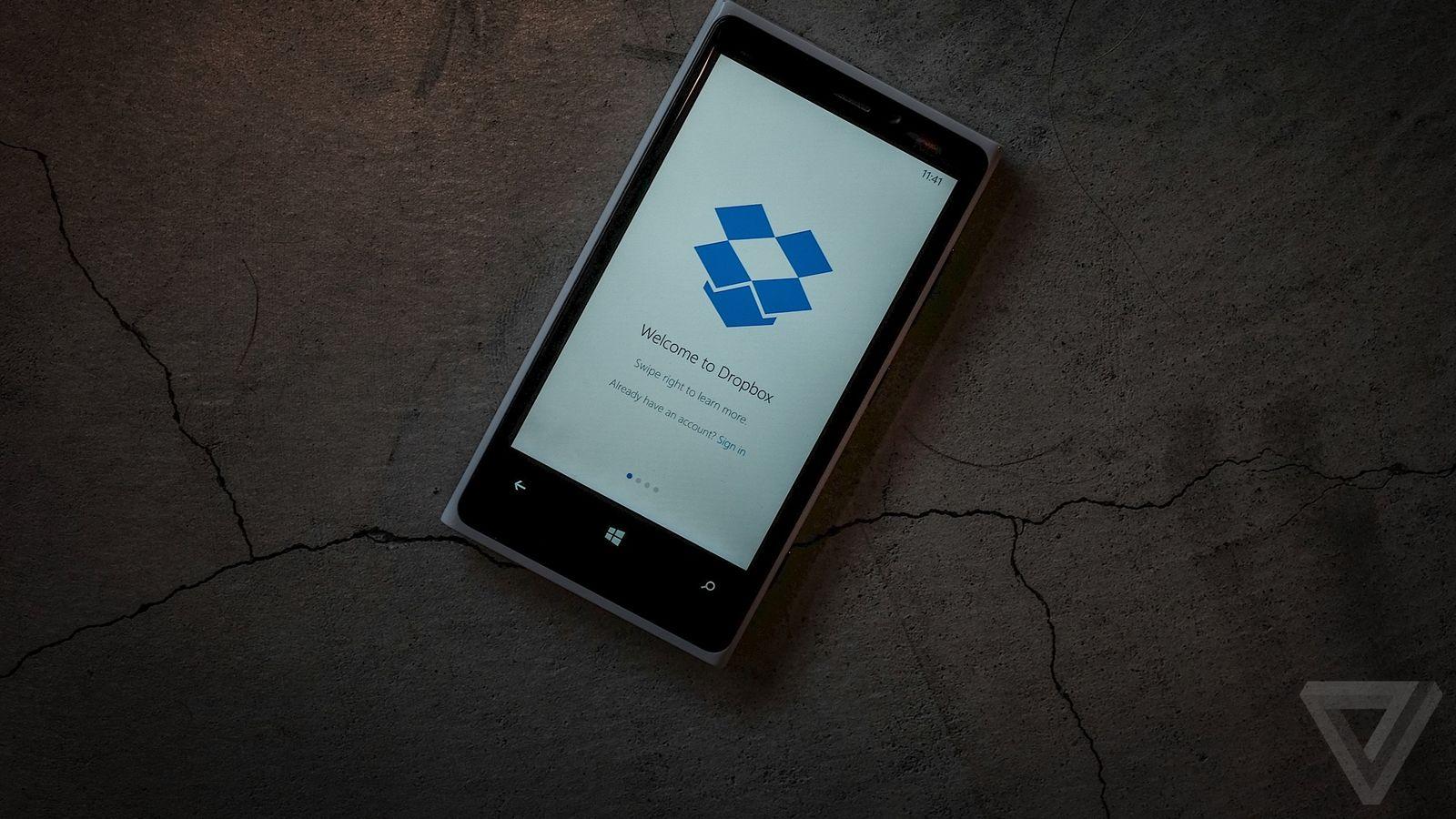 dropbox-windows-phone
