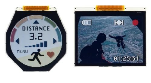 Sony apuesta por pantalla circular de bajo consumo de JDI