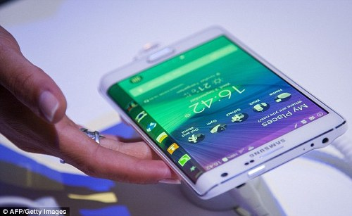 Samsung Galaxy S6 contara con una pantalla curva