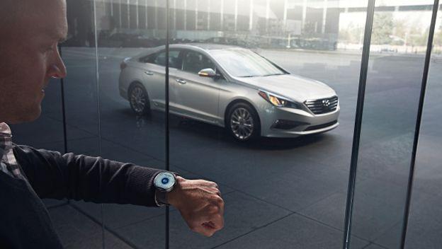Galaxy Gear - El smartwatch que se apodera ahora de tu auto