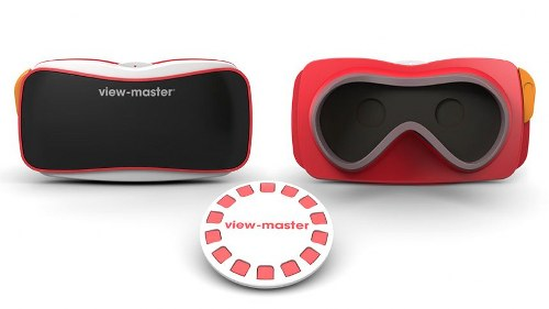 Google y Mattel remasterizan el clasico View-Master