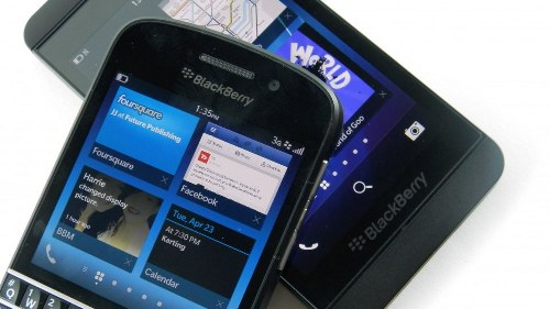 Blackberry tendra su propio Siri con su nueva actualizacion