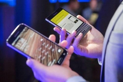 Blackberry y Google se asocian para mejorar seguridad de moviles