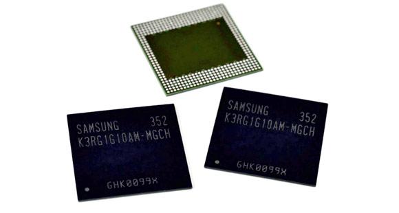 Memorias RAM de Apple y LG serán producidas por Samsung